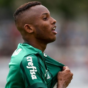 Fernando marcou 5 gols em 7 partidas pelo Palmeiras na Copinha  - Fabio Menotti/Ag. Palmeiras/Divulgação