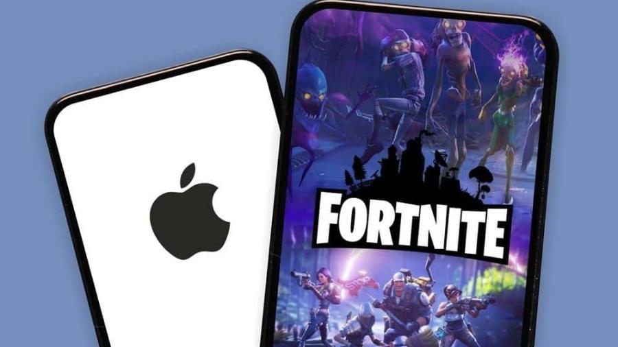 Briga entre Apple e dona de Fortnite pode afetar todo o mercado de apps - AdrianoSiker/Shutterstock