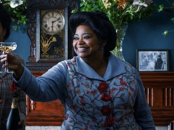 Octavia Spencer como Madam C.J. Walker