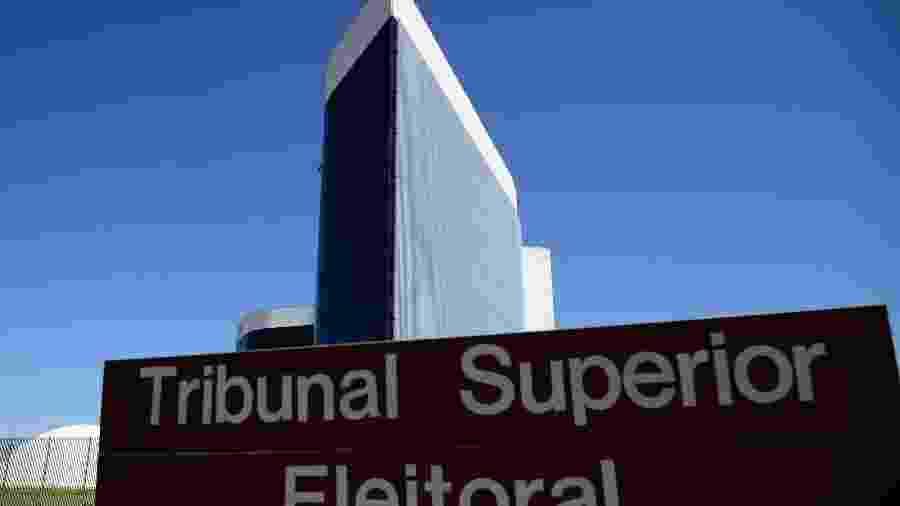 Sede do Tribunal Superior Eleitoral (TSE) em Brasília (DF) - Marcello Casal Jr./Agência Brasil