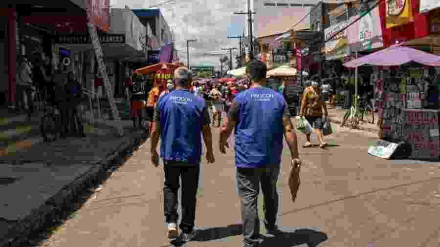 Fiscalização do Procon-SP registra infração em 70% de lojas visitadas na Black Friday -                                 Divulgação