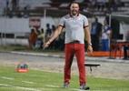 Técnico Roberto Fernandes lamenta chances perdidas pelo Náutico - Bobby Fabisak/JC Imagem