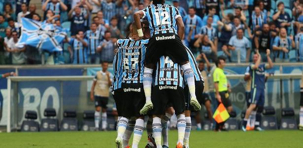 Grêmio terá quatro jogos em sequência na Arena pela Libertadores, Brasileiro e Copa do Brasil