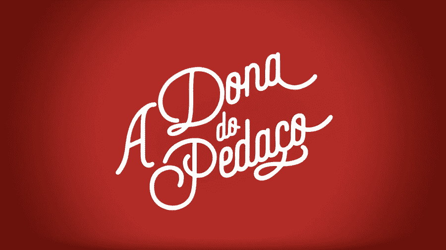 Logotipo A Dona do Pedaço - Logotipo A Dona do Pedaço