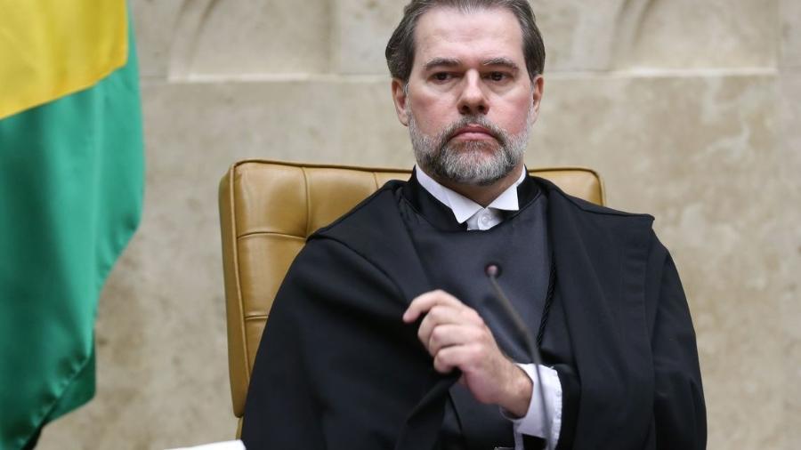 O ministro do STF Dias Toffoli  - Fabio Rodrigues Pozzebom/Agência Brasil