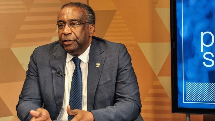 O professor Carlos Alberto Decotelli, ministro da Educação.  -  Agência Brasil .