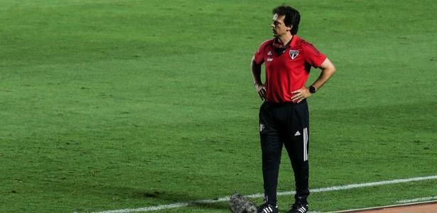 Mauro Cezar Pereira - No São Paulo, Leco inclinado a demitir Diniz. Raí tenta manter o técnico