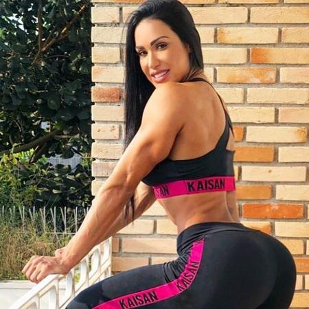 Gracyanne Barbosa come 30 ovos por dia. - Reprodução/ Instagram
