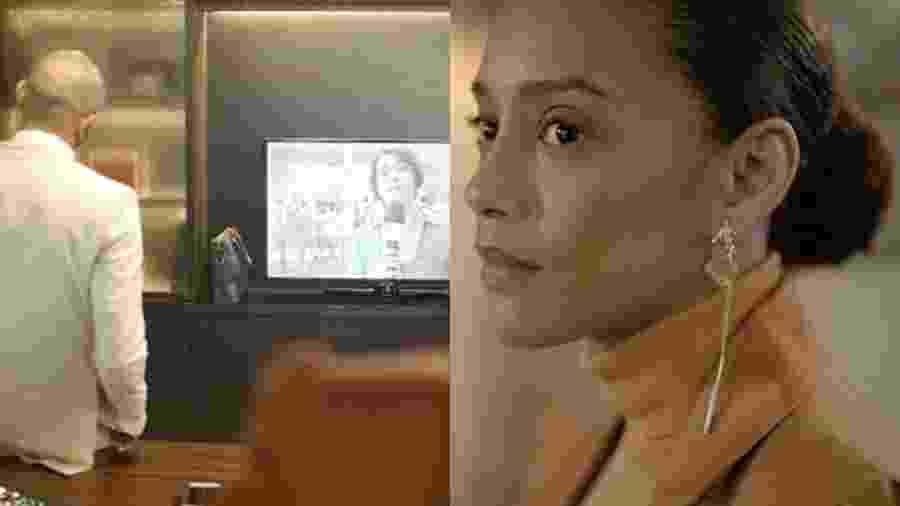 Vitória (Taís Araújo) de Amor de Mãe (Divulgação/TV Globo) - Divulgação/TV Globo