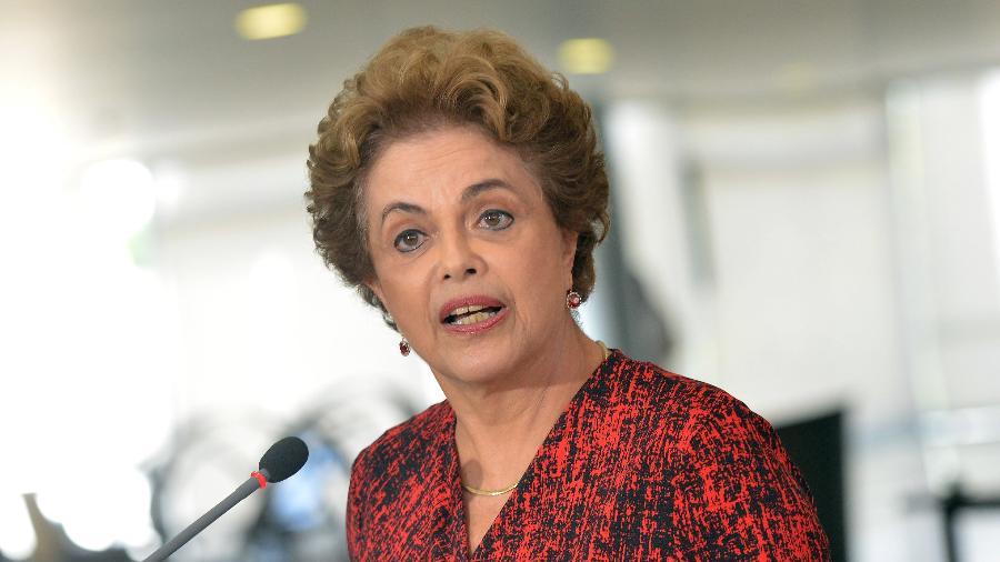 A ex-presidente Dilma Rousseff manifestou apoio ao candidato Guilherme Boulos, do PSOL, em São Paulo - Presidência da República