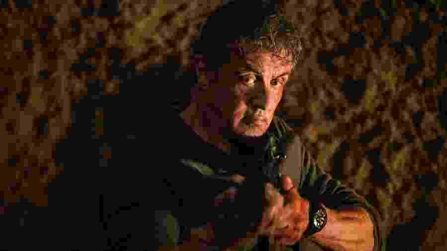Filme - Rambo: Até o Fim - Filme - Rambo: Até o Fim