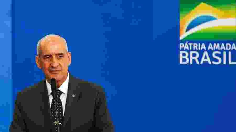 Ministro Luiz Eduardo Ramos - Antonio Cruz/ABr