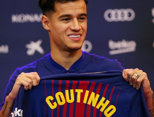 Em seis meses, Barcelona virou protagonista das três maiores transferências do mundo
