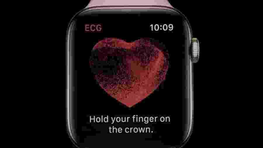 O novo Apple Watch 4 tem função para eletrocardiograma - Canaltech