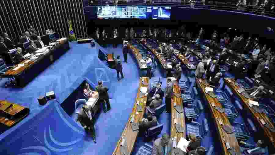 Senado Federal - Divulgação