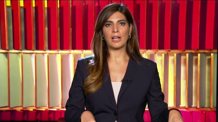 A jornalista Andréia Sadi  - Reprodução / Internet