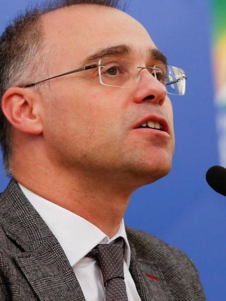 O advogado-geral da União André Mendonça - Anderson Riedel/PR