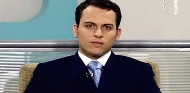 O advogado Tiago Cedraz, filho do ministro do Tribunal de Contas da União (TCU) Aroldo Cedraz - Foto: Reprodução / TV Justiça