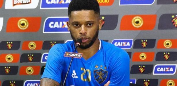 André tem contrato com o Sport até 2022 e desejava jogar no Grêmio, mas não conseguiu