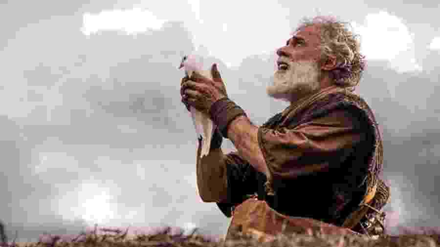 Oscar Magrini será Noé em trama bíblica - Reprodução / Internet