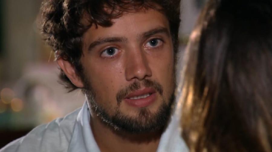 Rodrigo (Rafael Cardoso) e Ana (Fernanda Vasconcellos) em A Vida da Gente (Reprodução/Globo) - Reprodução / Internet