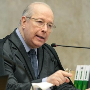 Celso de Mello é o relator (Foto: Carlos Moura/STF)