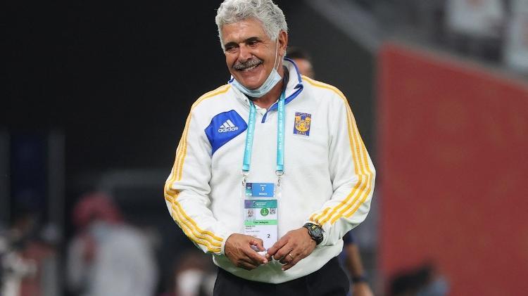 Técnico do Tigres, Ricardo Ferretti é brasileiro                               - AFP                             - AFP