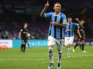 92306ea146 Everton relembra gol pelo Grêmio no Mundial