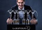 Por equilíbrio, Federer duvida que nova geração se aproxime de recordes - Divulgação/Instagram