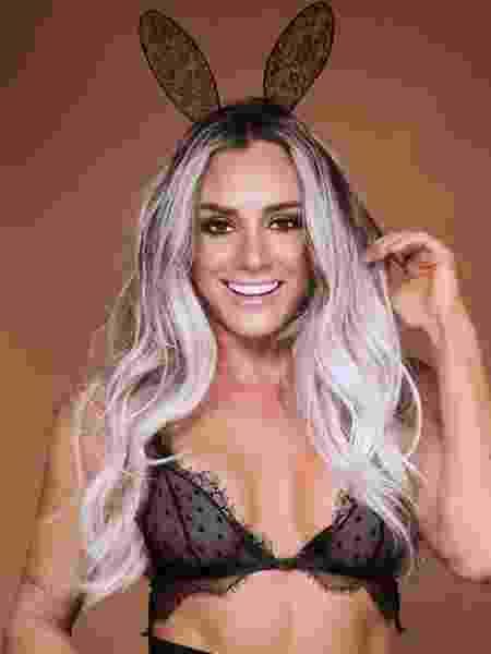 Juju Salimeni foi uma das garotas de capa da Playboy em 2017 - Foto: Divulgação