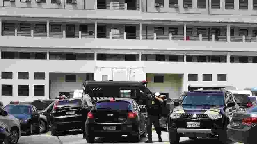 Sede da Polícia Federal no Rio de Janeiro - Agência Brasil