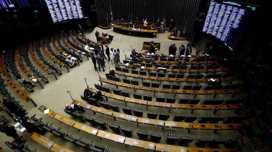 Congresso Nacional - Adriano Machado/Reuters