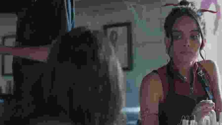 K2 (Carol Macedo) Malhação (Reprodução/TV Globo). - Reprodução / Internet
