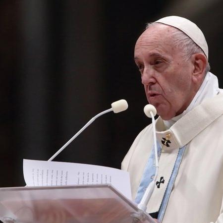 O Papa Francisco - Getty Images
