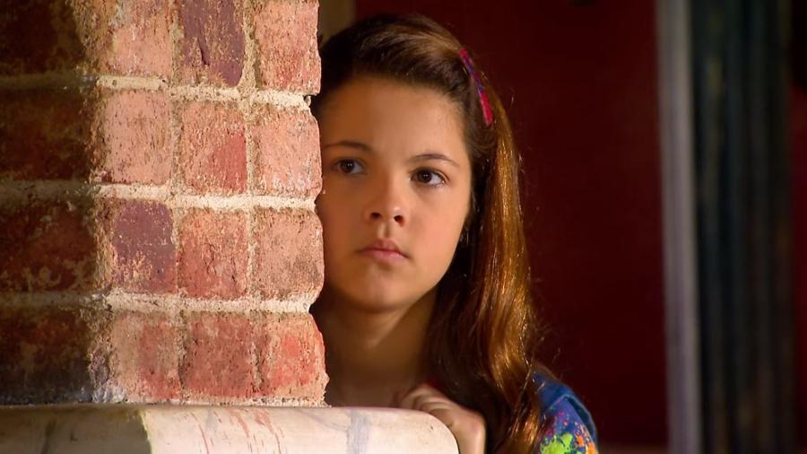 Marian (Júlia Gomes) em Chiquititas (Reprodução / SBT) - Reprodução / Internet