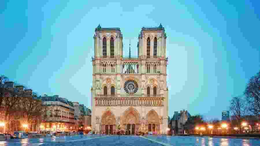 Catedral de Notre-Dame em números e fatos históricos -