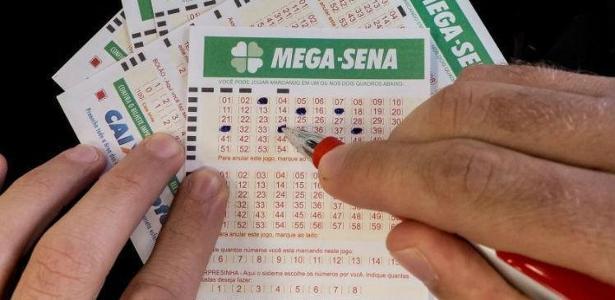 Loterias | Mega-Sena acumula e deve pagar R$ 43,5 milhões; veja dezenas