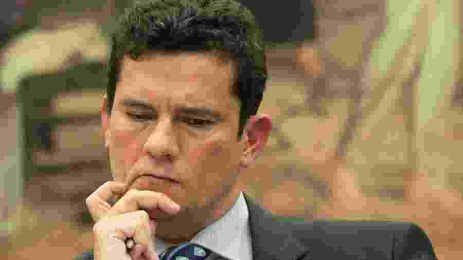 O ministo da Justiça e Segurança Pública, Sergio Moro - Lula Marques/Agência PT