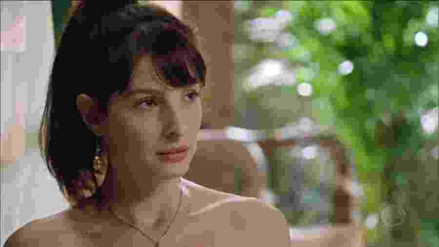 Maria Antônia (Michelle Bastista) em Amor Sem Igual (Reprodução/Record TV). - Maria Antônia (Michelle Bastista) em Amor Sem Igual (Reprodução/Record TV).