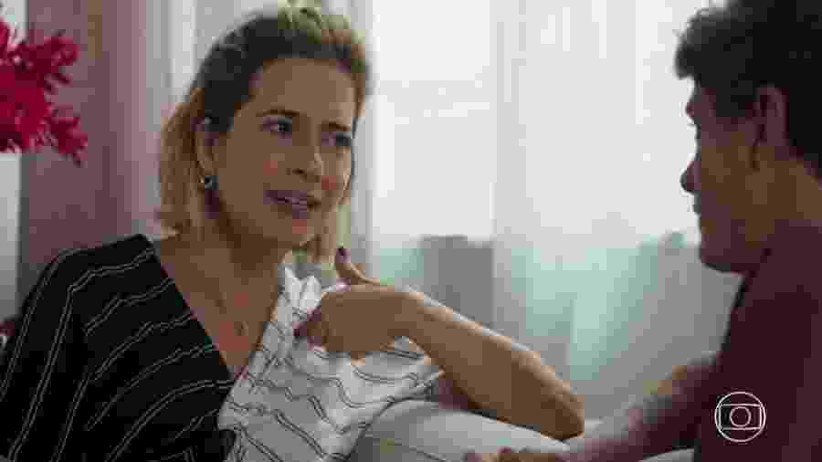Lígia (Paloma Duarte) e Filipe (Pedro Novaes) de Malhação - Toda Forma de Amar (Reprodução/TV Globo) - Reprodução/TV Globo