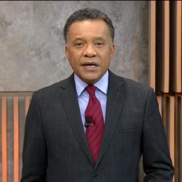 Heraldo Pereira é apresentador da GloboNews