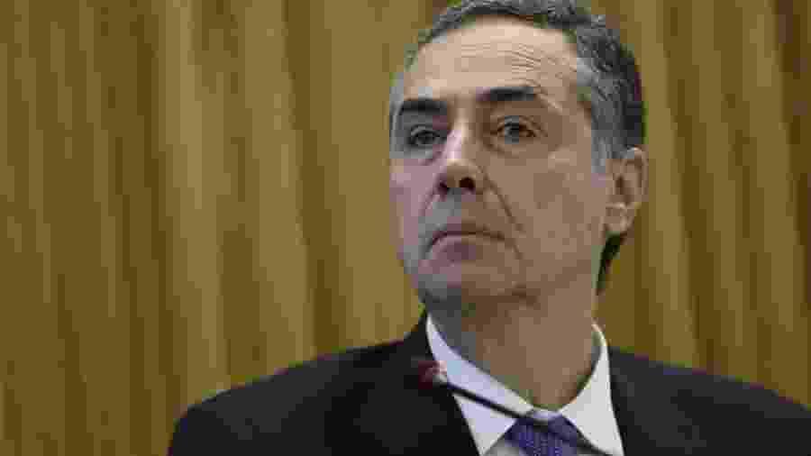 Luís Roberto Barroso, presidente do TSE - Fernando Frazão/Agência Brasil