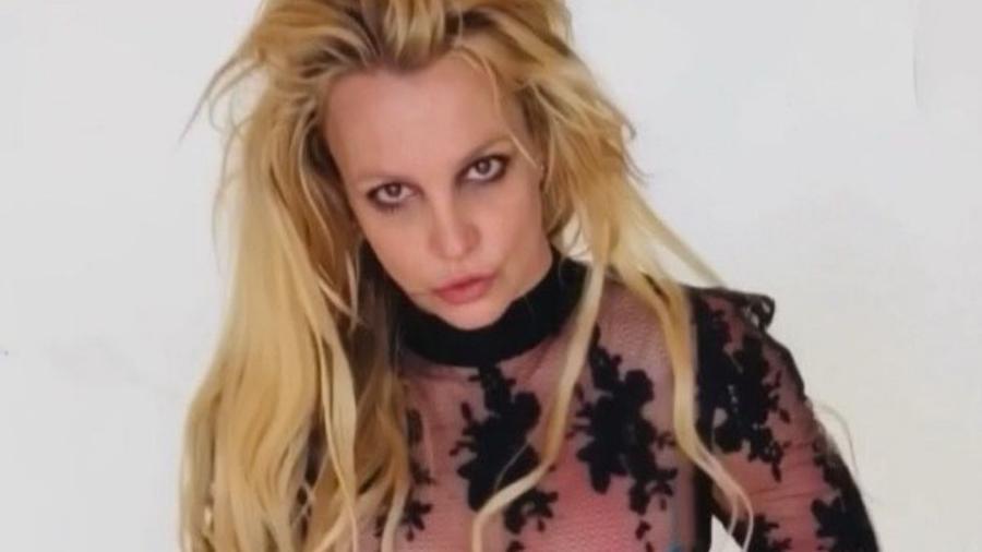 Britney Spears (Foto: Reprodução/Instagram) - Reprodução / Internet