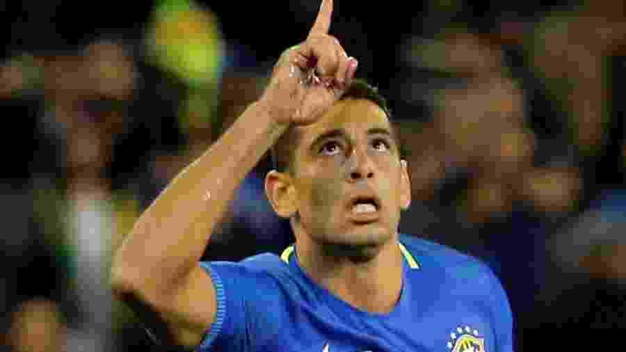 Diego Souza tem sido chamado por Tite para a Seleção - Jason Reed/Reuters