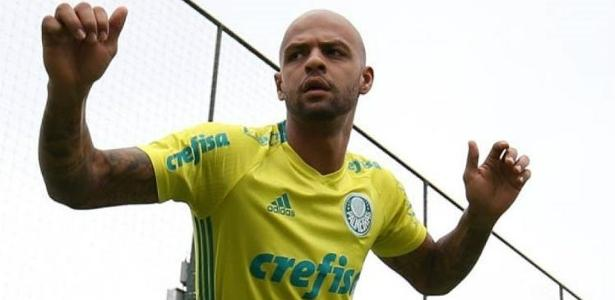 Felipe Melo ainda não tem decisão sobre o seu futuro