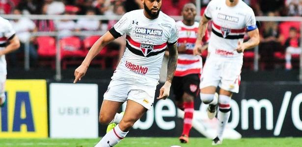 Wesley não deve seguir no São Paulo