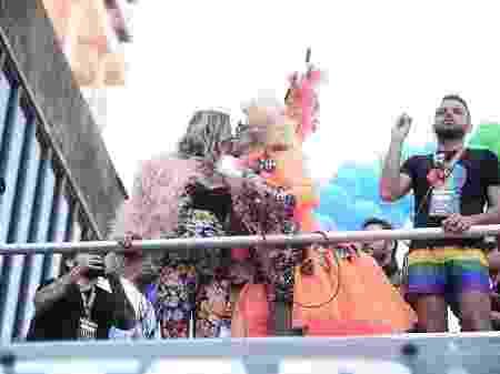 Fernanda Lima Parada LGBT (Foto: Francisco Cepeda/ Agnews)