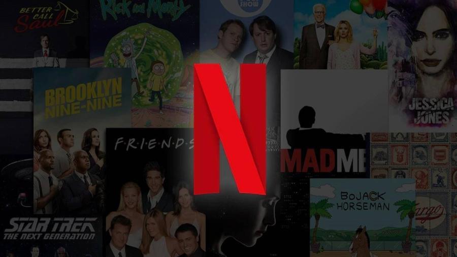 """Netflix se tornou a """"queridinha"""" dos brasileiros e está afundando a TV paga - Netflix (Fonte: Reprodução)"""