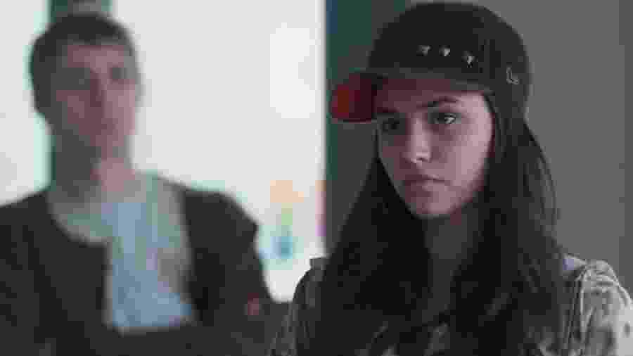 K1 (Talita Younan) de Malhação - Viva a Diferença (Reprodução - TV Globo) - Reprodução / Internet