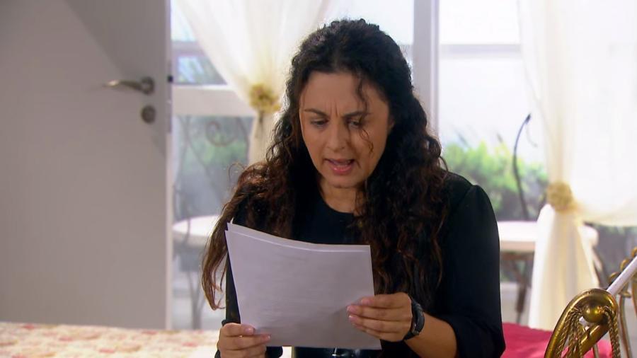 Matilde (Carla Fioroni) em cena de Chiquititas (Reprodução / SBT) - Reprodução / Internet